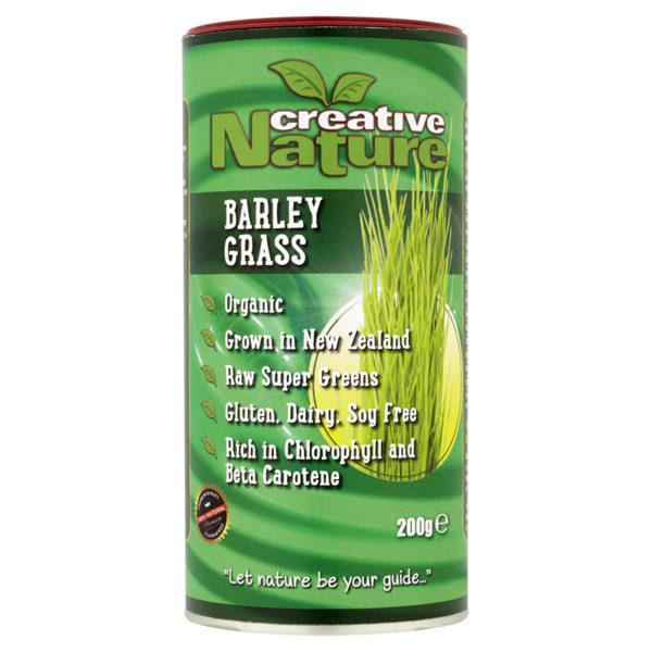 Creative Nature Barley Grass 200g