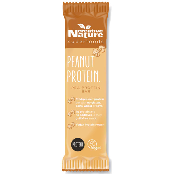 Peanut Protein snack bar