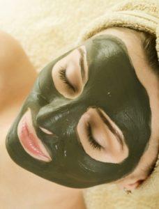 spirulina-face-mask