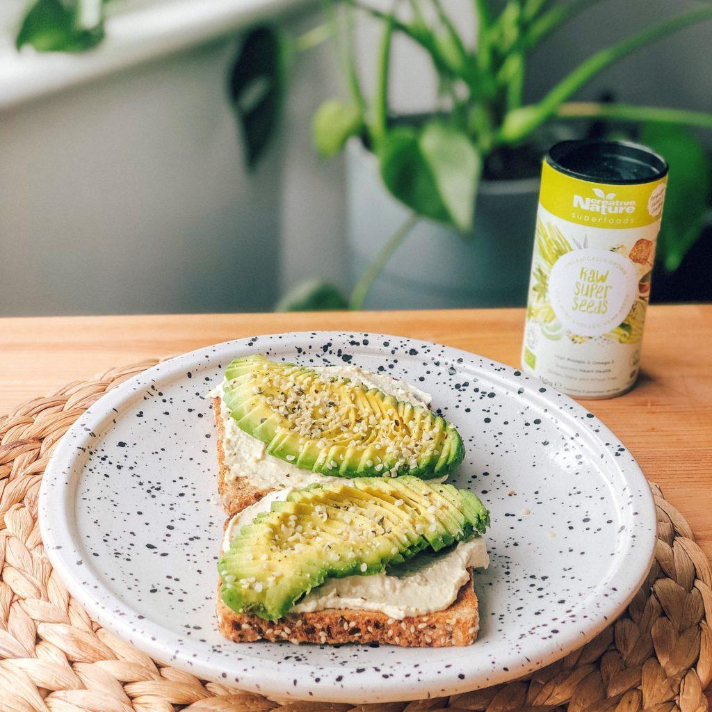 Superfood Avocado Toast