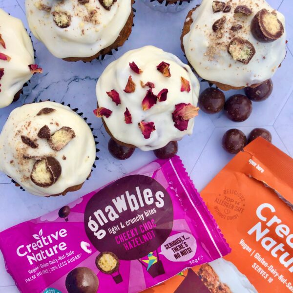 Hazelnot-Gnawbles-Cupcake