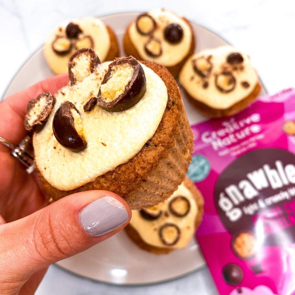 Gnawble Cupcakes
