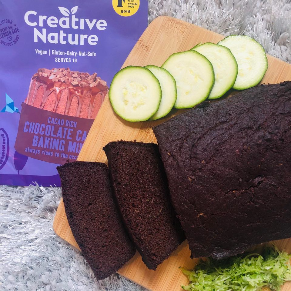 Courgette Chocolate Loaf