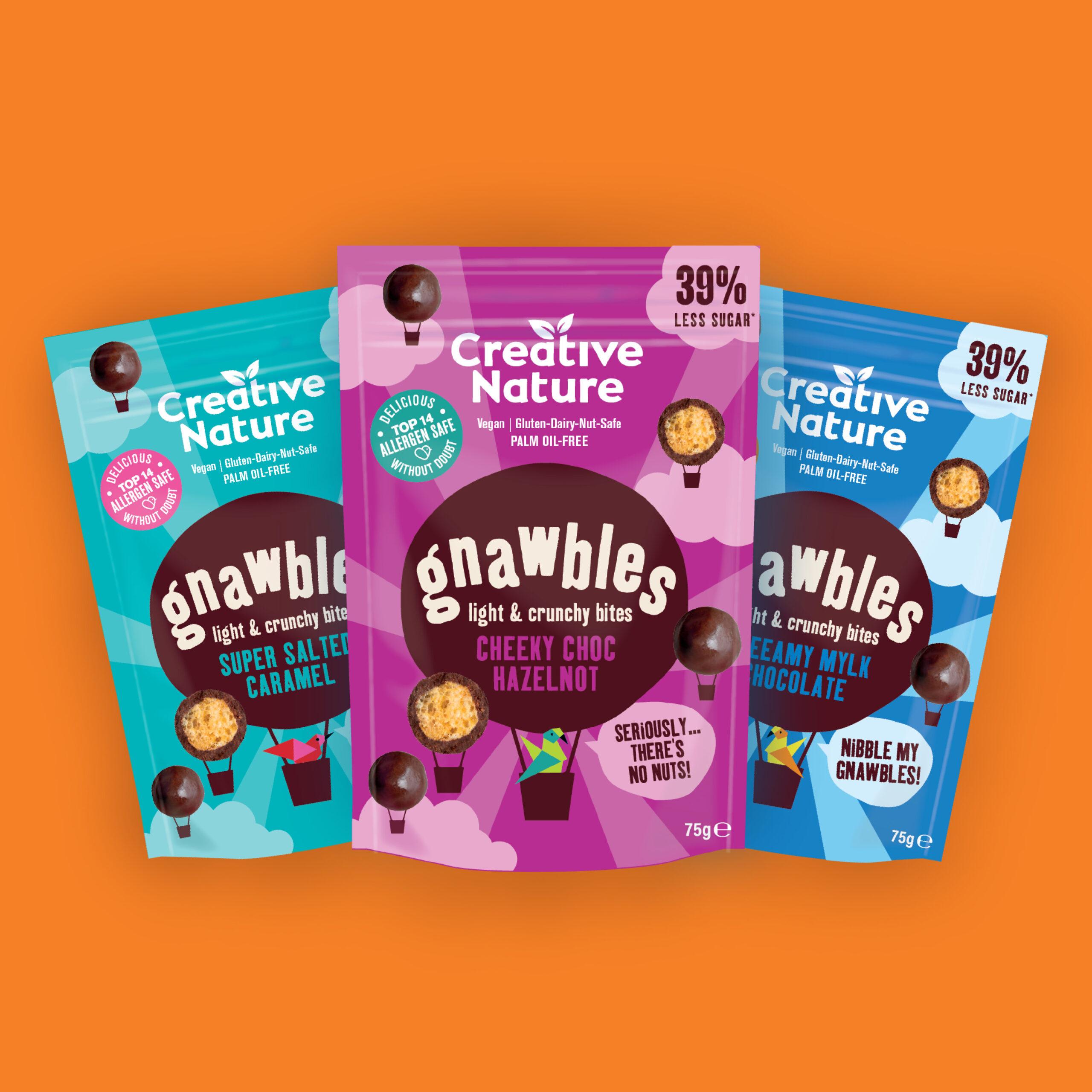 Gnawbles share bag taster
